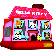 Hello Kitty Jump