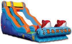 The Big Kahuna Slide (Wet)