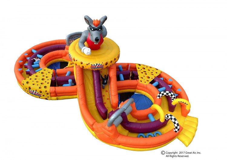 Rat Race Obsticle Course