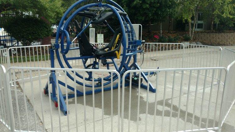 Interactive Mechanical Rides